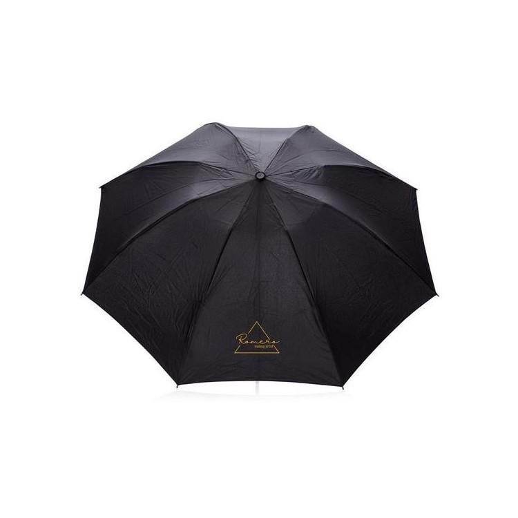 Parapluie réversible et pliable 23'' Swiss Peak - Parapluie compact à prix de gros