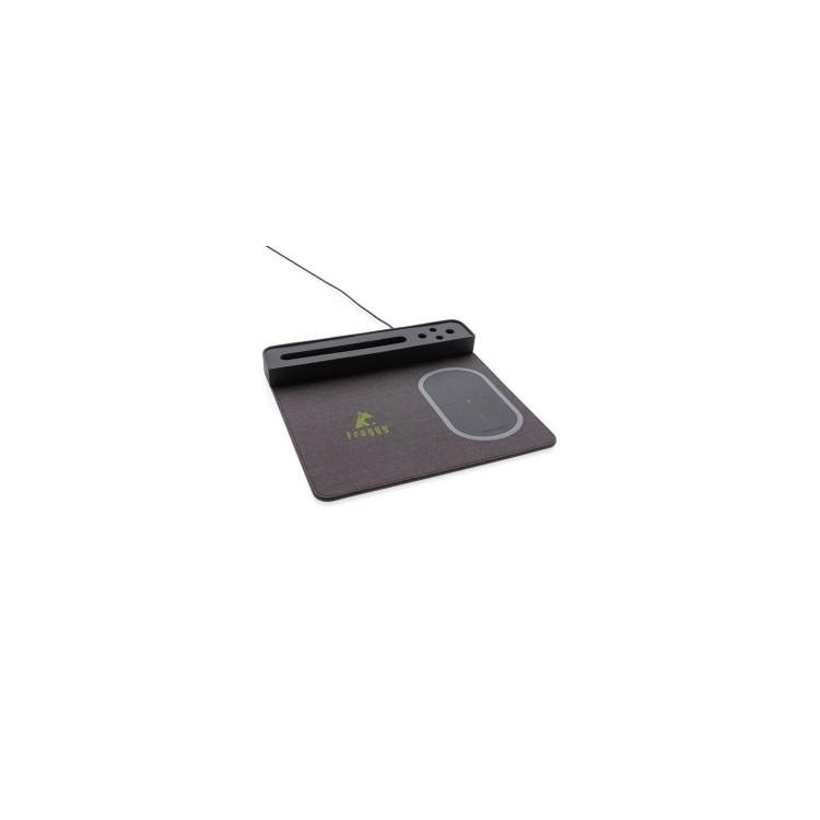 Tapis de souris Air avec chargeur à induction 5W - Chargeur à prix de gros