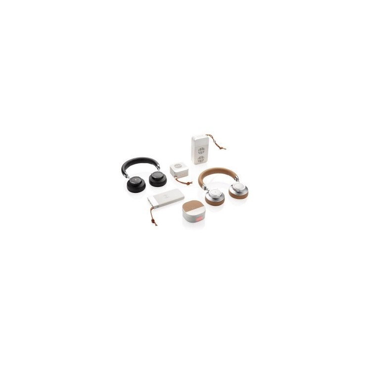 Chargeur à induction 5W avec horloge numérique Aria à prix de gros - Chargeur à prix grossiste