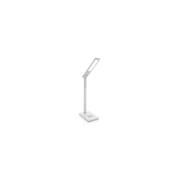 Lampe de bureau avec chargeur à induction 5W à prix grossiste - Lampe de bureau à prix de gros