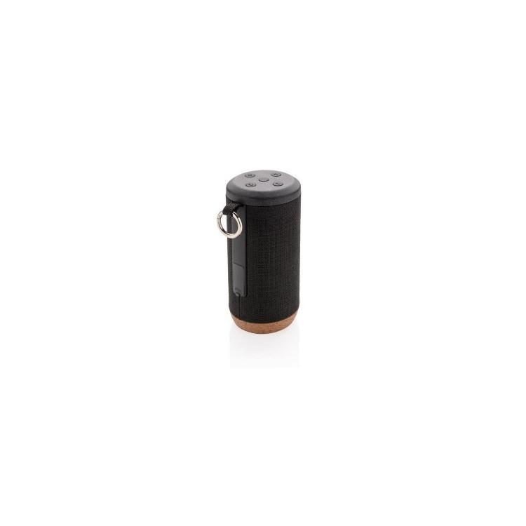 Enceinte en liège 10W Baia à prix de gros - Bluetooth à prix grossiste