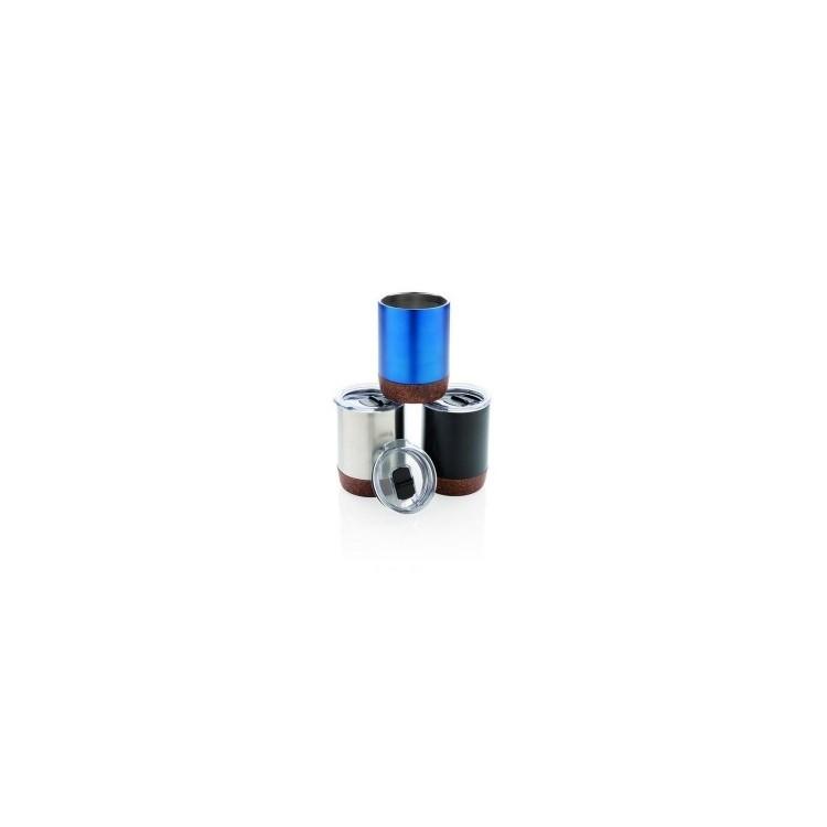 Tasse isotherme avec finition liège - Mug isotherme à prix de gros