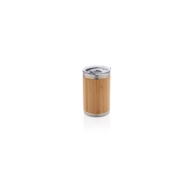 Tasse coffee to go en bambou à prix de gros - Produits en bois à prix grossiste