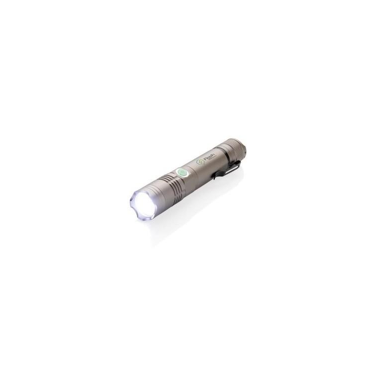 Lampe torche 3W rechargeable - Lampe torche à prix grossiste
