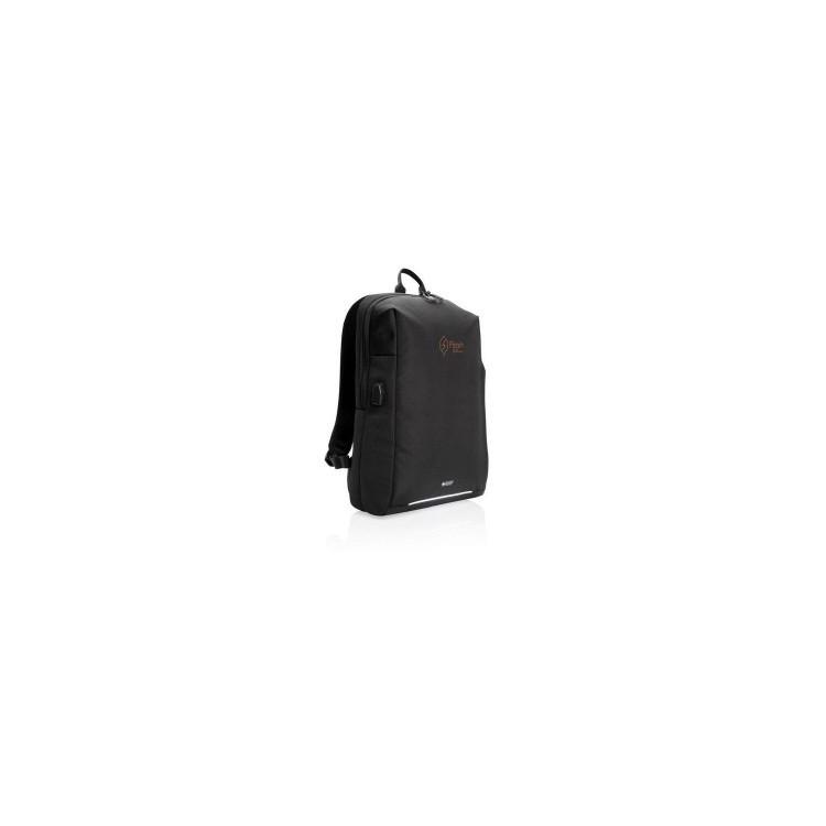 Sac à dos pour ordinateur 15.6 avec protection anti RFID à prix grossiste - sac à dos antivol à prix de gros