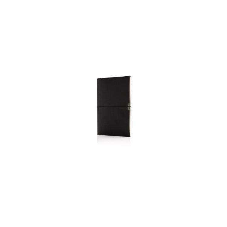 Carnet de notes A5 deluxe à couverture souple - Bloc-notes à prix de gros