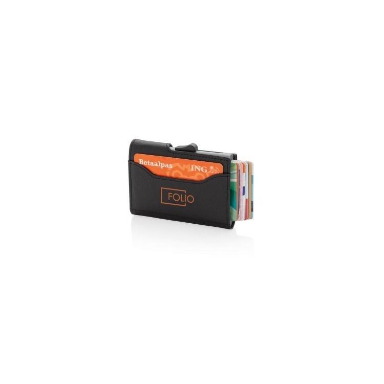Porte-cartes et portefeuille XL anti RFID C-Secure - Accessoire de maroquinerie à prix de gros