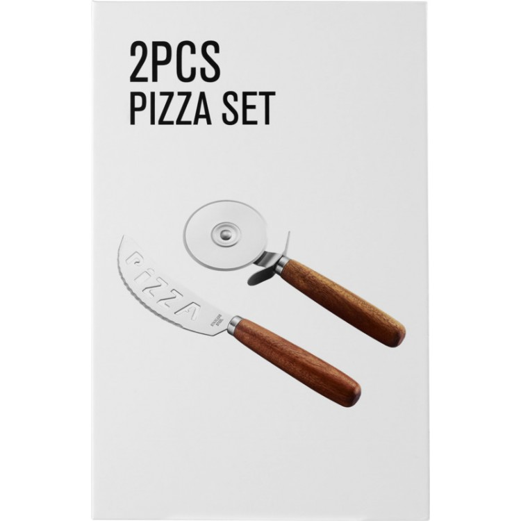 Service à pizza 2 pièces Nantes - Couvert à prix grossiste