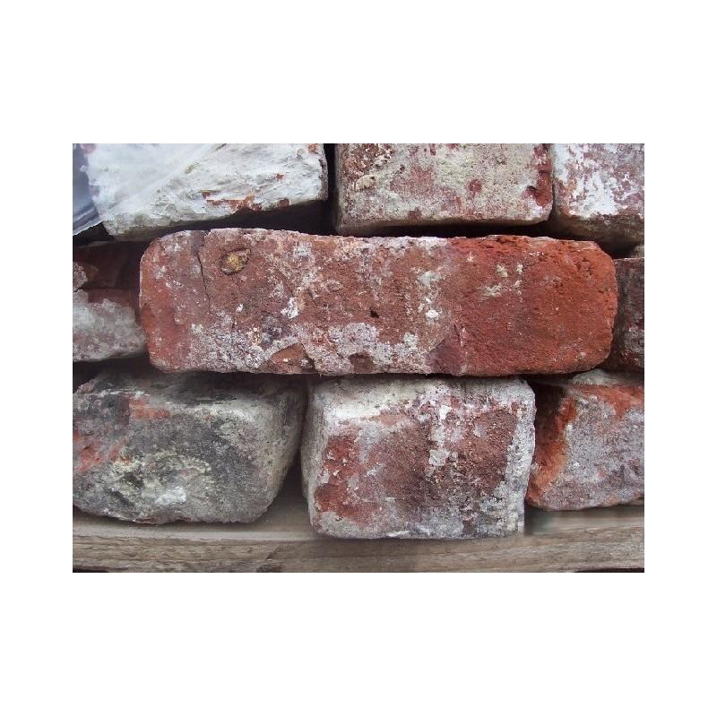 Briques anciennes rouges à prix de gros - Brique ancienne à prix grossiste