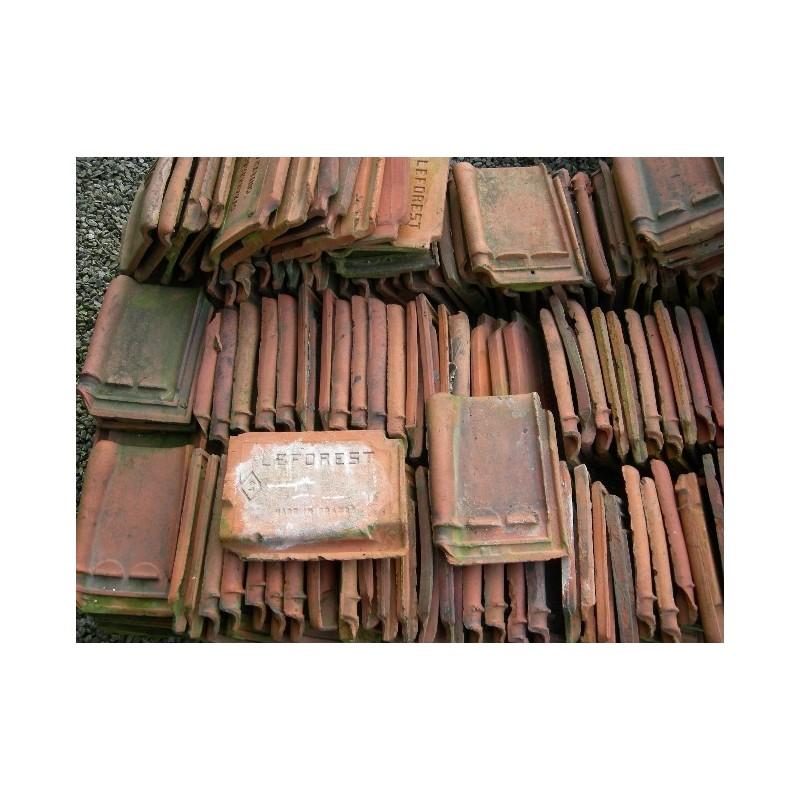 Tuiles Leforest - Tuile ancienne à prix grossiste