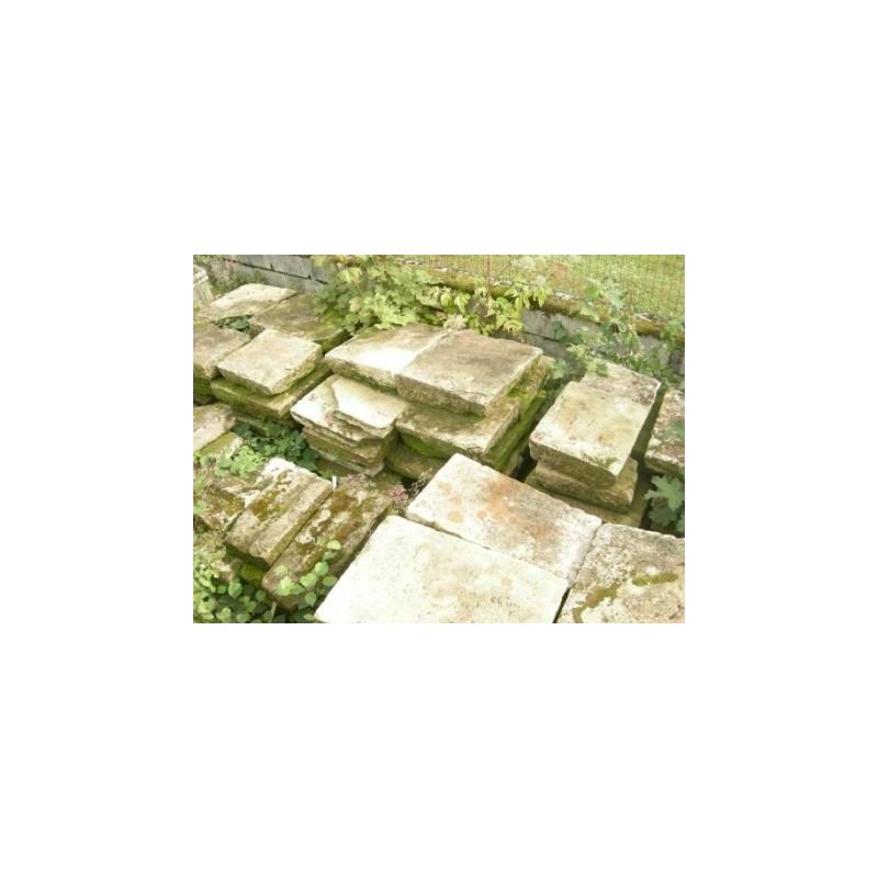 Dalles anciennes en Grès à prix grossiste - Dalle de pierre à prix de gros