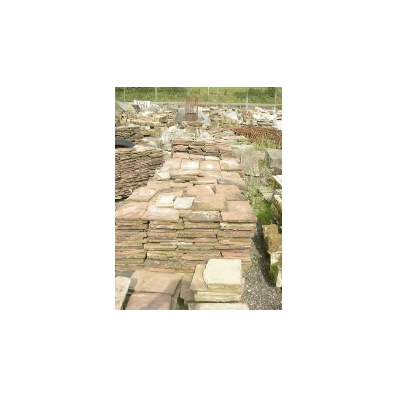 Dalles anciennes en Pierre de lave - Dalle de pierre à prix grossiste