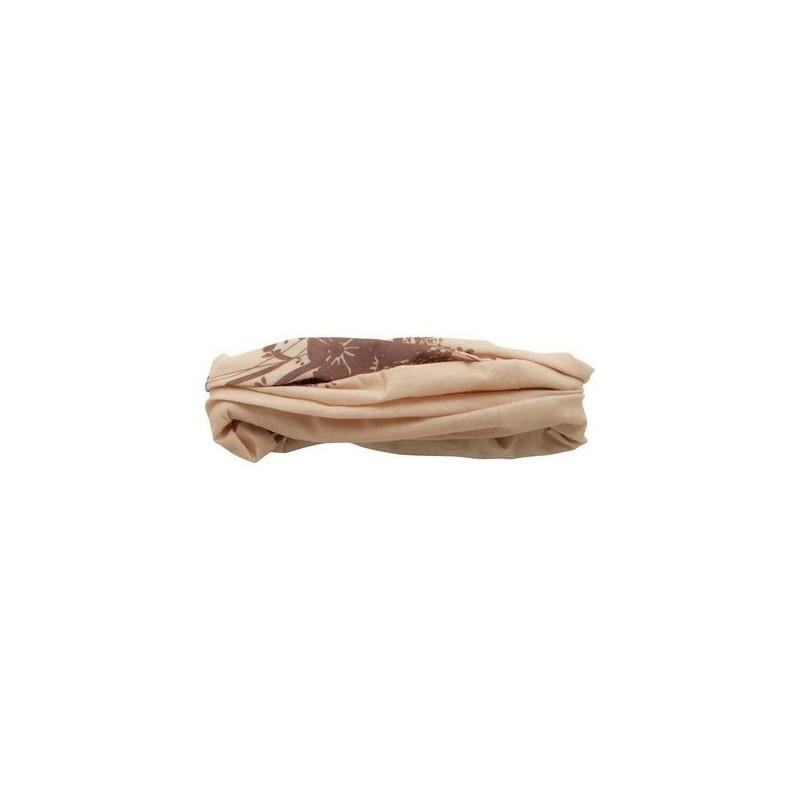 Tour de cou outdoor multiactivités, beige - écharpe tour de cou à prix de gros