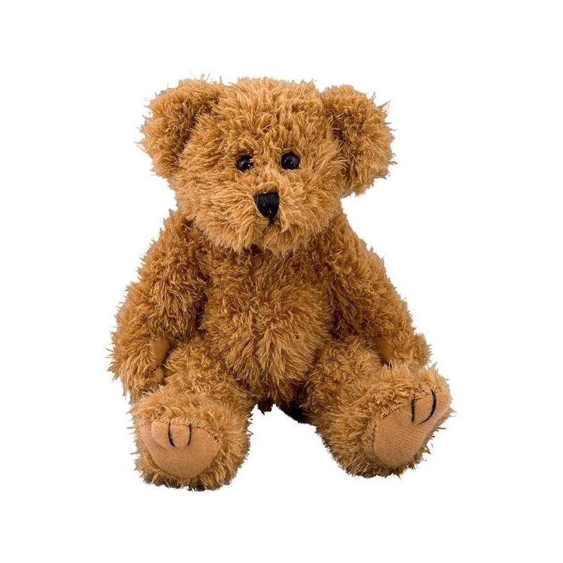 Peluche ours - 17 cm à prix de gros - Jeu et jouet à prix grossiste