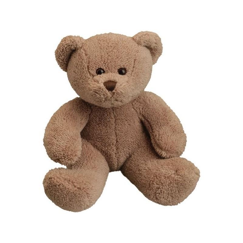 Peluche ours - 18 cm - Jeu et jouet à prix grossiste