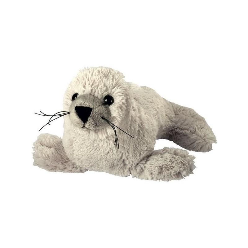 Peluche phoque - 24 cm - Jeu et jouet à prix de gros