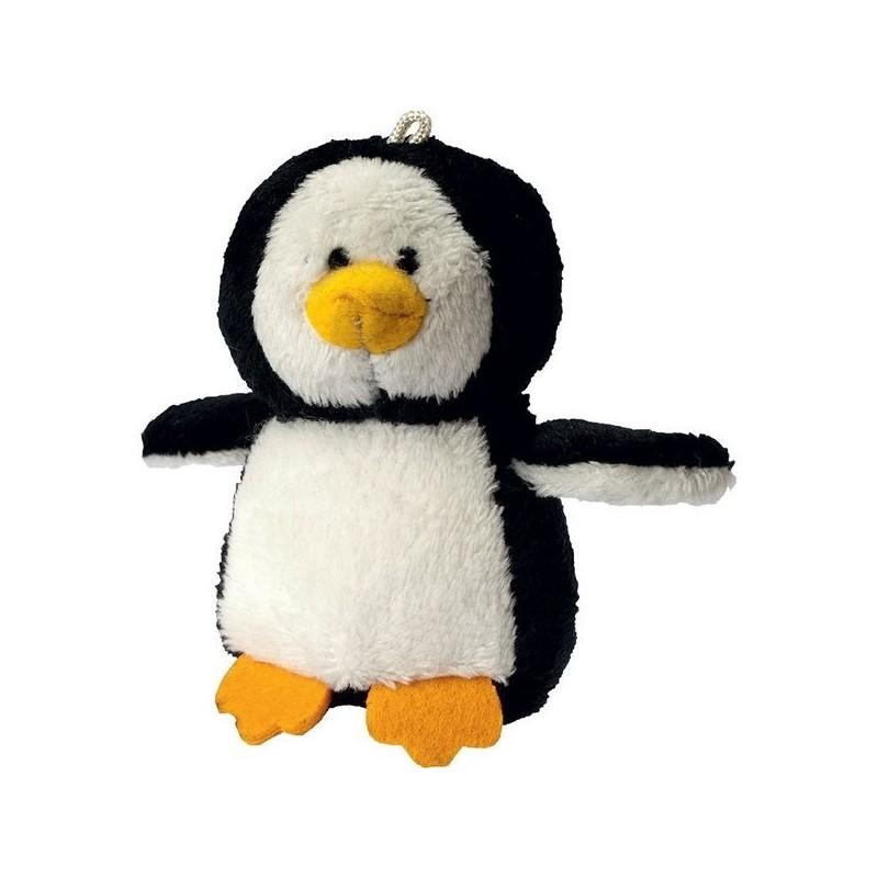 Peluche pingouin - MBW à prix de gros - Accessoire de noël à prix grossiste