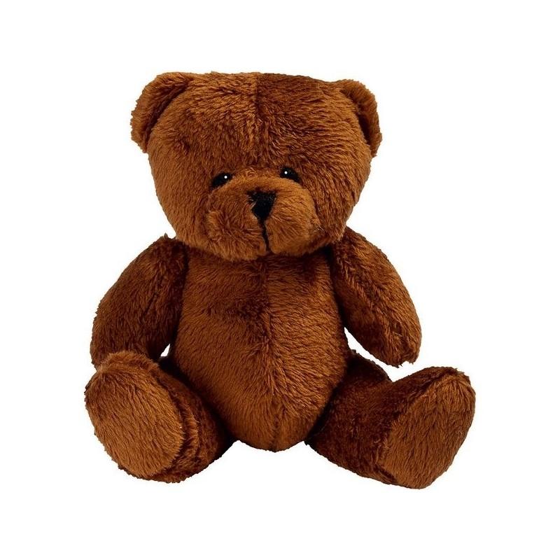 Peluche ours - 9 cm à prix grossiste - Jeu et jouet à prix de gros