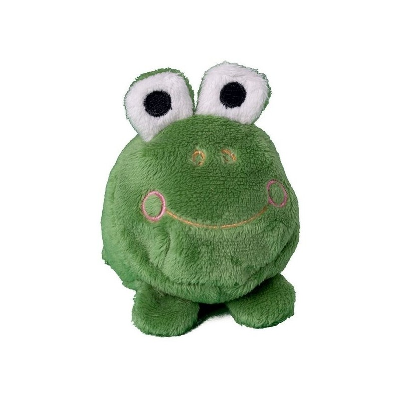 Peluche grenouille - MBW à prix de gros - Nettoyeur d'écran à prix grossiste