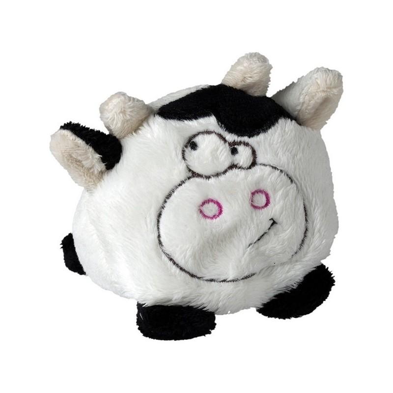 Peluche ma vache - Diamètre 7 cm à prix grossiste - Jeu et jouet à prix de gros