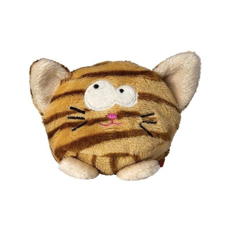 Peluche chat - diamètre 7 cm - Jeu et jouet à prix grossiste