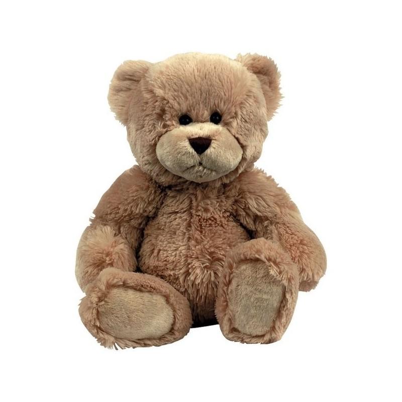 Peluche ours - 28 cm à prix grossiste - Jeu et jouet à prix de gros