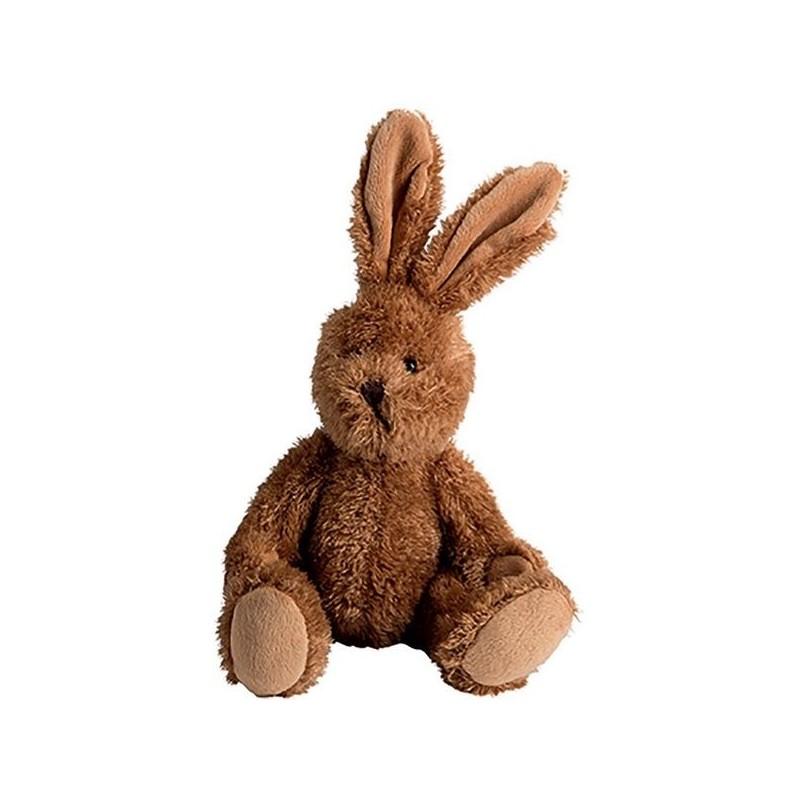 Peluche lapin - 23 cm - Lapin à prix de gros