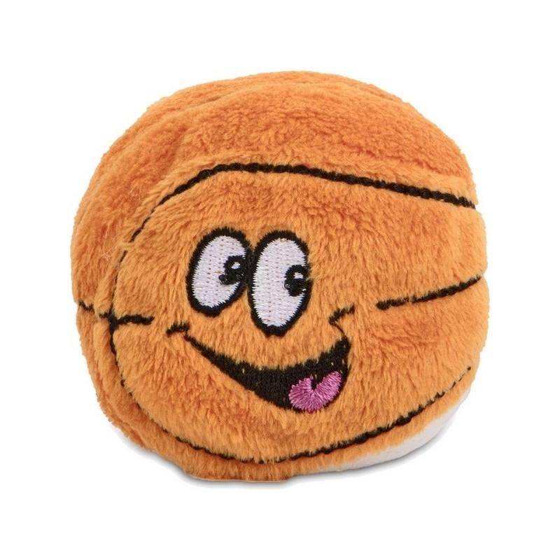 Peluche basket-ball - diamètre 7 cm - Jouet à prix de gros