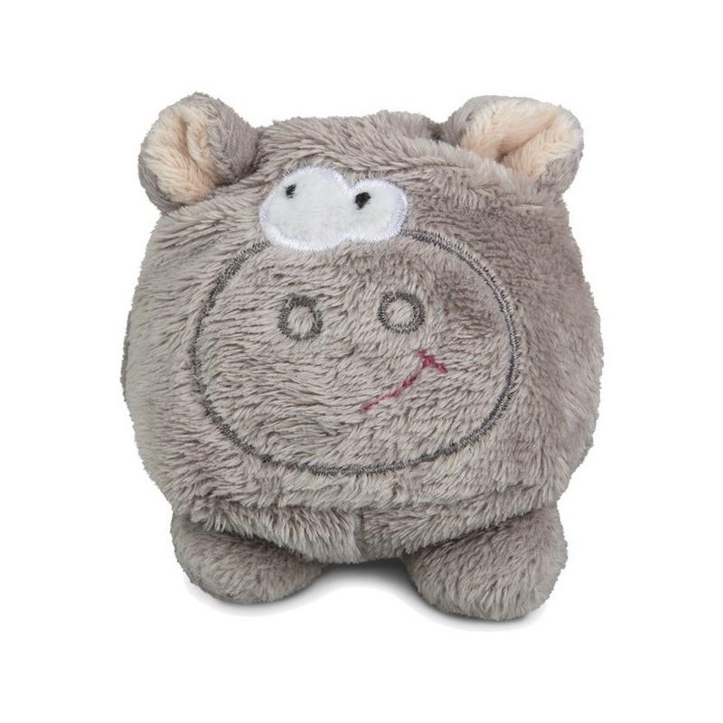 Peluche hippopotame - MBW - Jouet à prix grossiste