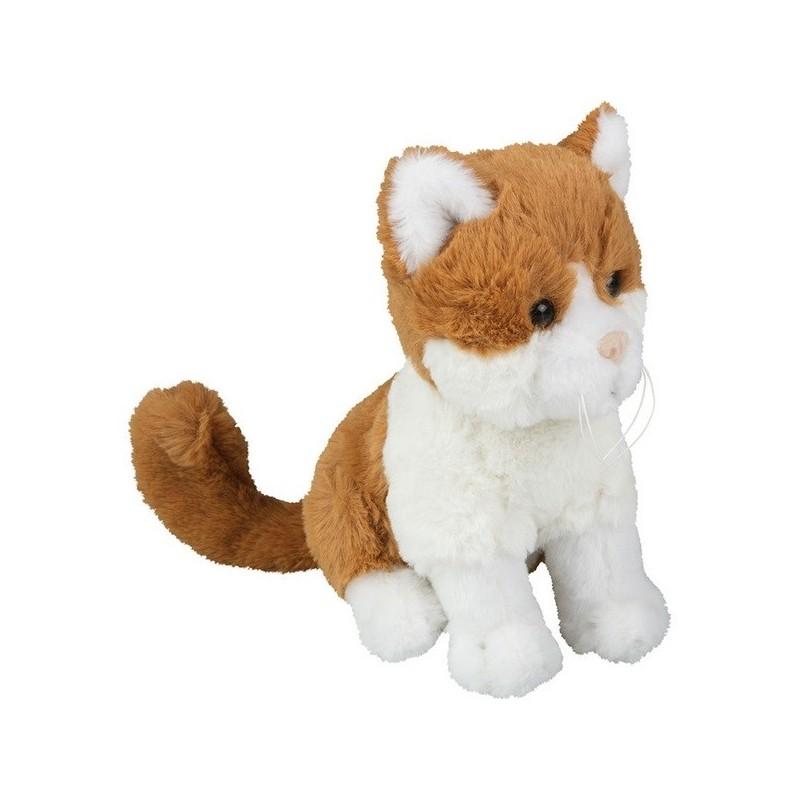 Peluche chat - MBW - Jouet à prix grossiste